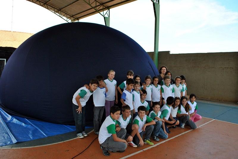 São Lourenço do Turvo (São Paulo) at the public school Helena Borsetti.